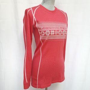 Helly Hansen Merino Wool Base Layer Long Sleeve